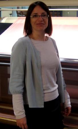 Séverine GOURGAUD - Responsable Administrative
