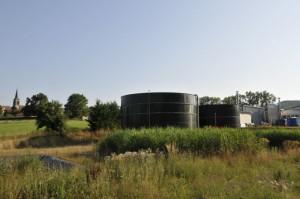 Station d'Epuration avec traitement biologique